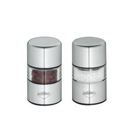 Kuchenprofi - sydney - mini młynek do soli i pieprzu, 2 szt.