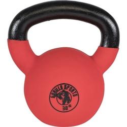 30 kg kettlebell gumowany hantel crossfit gorilla sports