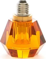 Żarówka LED Crystaled Spot bursztynowa