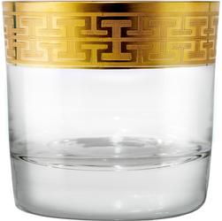 Szklanka do whisky mała Hommage Gold Classic Zwiesel - 2 sztuki SH-1372-89-2