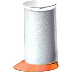 Casa bugatti - glamour - stojak na ręczniki papierowe - pomarańczowy - pomarańczowy