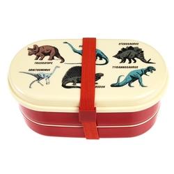 Lunchbox bento, dinozaury, rex london - dinozaury
