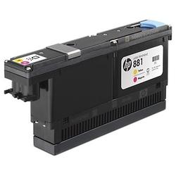 Hp 881 głowica drukująca latex: żółtypurpurowy