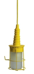 Lampa Ubiqua żółta