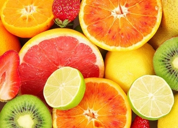 Owoce - fototapeta