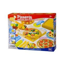 Masa plastyczna pizzeria
