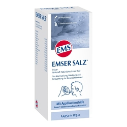 Emser sól emska dla dzieci w saszetkach