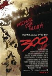 300 - Prepare for Glory - plakat
