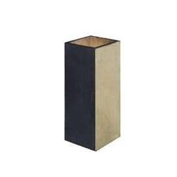 Loftlight :: lampa ścienna  kinkiet orto metal led wys. 24 cm