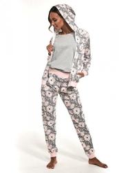 Cornette 355216 megan trzyczęściowa piżama damska