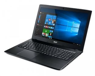 Acer Laptop Aspire E5-576-392H  REPACK WIN10i3-8130U8GB1T+256SSDUHD620DVD15.6 FHD