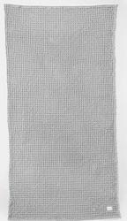 Ręcznik 140x70 cm organic jasnoszary