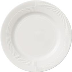 Talerz płaski 19 cm Rosendahl Duet biała porcelana 21220