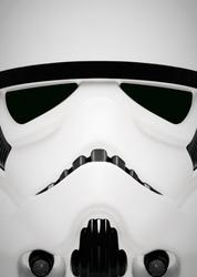 Face it star wars gwiezdne wojny - stormtrooper - plakat