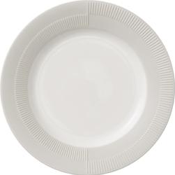 Talerz porcelanowy płaski 19 cm Rosendahl Duet szary 21200