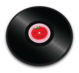 Deska do krojenia Classic Tomato Vinyl