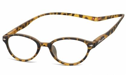 Okulary na magnes do czytania plusy damskie męskie mr61a