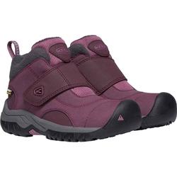 Buty dziecięce keen kootenay ii wp - czerwony