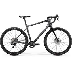 Rower gravel merida silex+ 8000-e 2021, kolor grafitowy-czarny, rozmiar 56cm