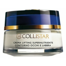 Collistar eyes and lips super nourishing lifting cream w odżywczy krem pod oczy i okolice ust 15ml