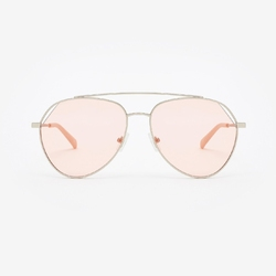 Okulary hawkers silver pink bluejay - bluejay