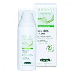 Benevi neutral krem dla skóry wrażliwej twarzy