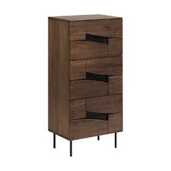 Drewniana komoda curr 60x40cm