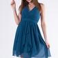 Evalola sukienka morski 58005-5