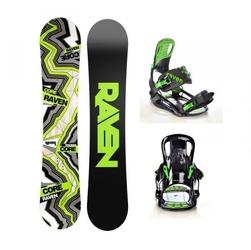 Zestaw raven core carbon 2019 + raven s220 green