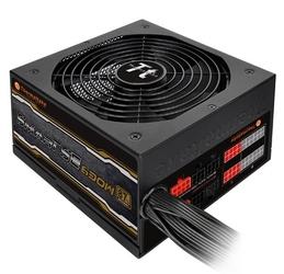 Thermaltake smart se 630w modular sprawność 80+ bronze dla 230v, 2xpeg, 140mm, single rail