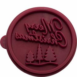 Stempel do ciastek Merry Christmas Birkmann 340 176