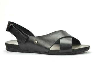 Sandały lemar 40141 bf. czarny