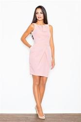 Sukienka kalma m243 răłĺźowa