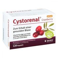 Cystorenal cranberry plus kapsułki