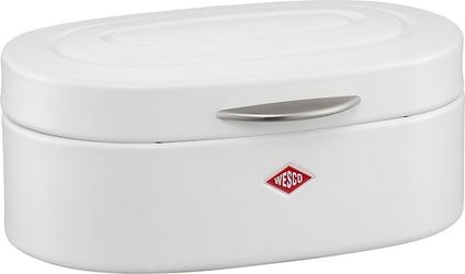 Pojemnik na pieczywo mini elly matt biały