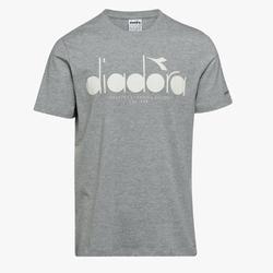 Koszulka męska diadora ss t-shirt 5palle oc - szary