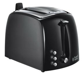 Toster russell hobbs 22601-56 - klasa 2  czarny