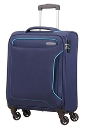 Walizka american tourister holiday heat spinner 55 cm - navy blue