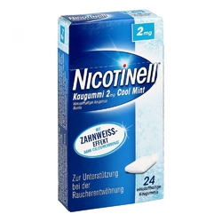 Nicotinell cool mint 2 mg guma do żucia