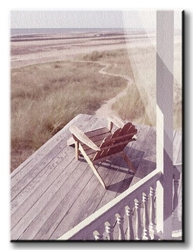 Hamptons ii - obraz na płótnie