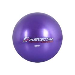 Piłka do jogi 5 kg - insportline - 5 kg