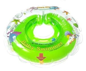 Dmuchany kołnierz baby swimmer 6-36 kg, zielony