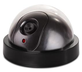 Kamera kopułkowa czarna led - możliwość montażu - zadzwoń: 34 333 57 04 - 37 sklepów w całej polsce