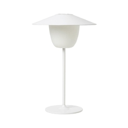 Lampa led 33 cm biała ani lamp blomus