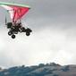 Lot motolotnią dla dwojga - warszawa kośmin