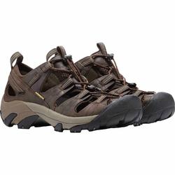 Buty trekkingowe męskie keen arroyo ii - brązowy