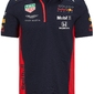 Koszulka polo dziecięca red bull racing f1 2020