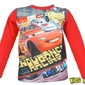 Bluzka auta endurance racing czerwona 8 lat