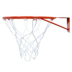 Obręcz kosz do kosza kimet 37 cm do koszykówki + siatka