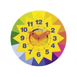 Słoneczko drewniany zegar